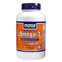 Рибеното масло на NOW Foods Omega 3 дражета