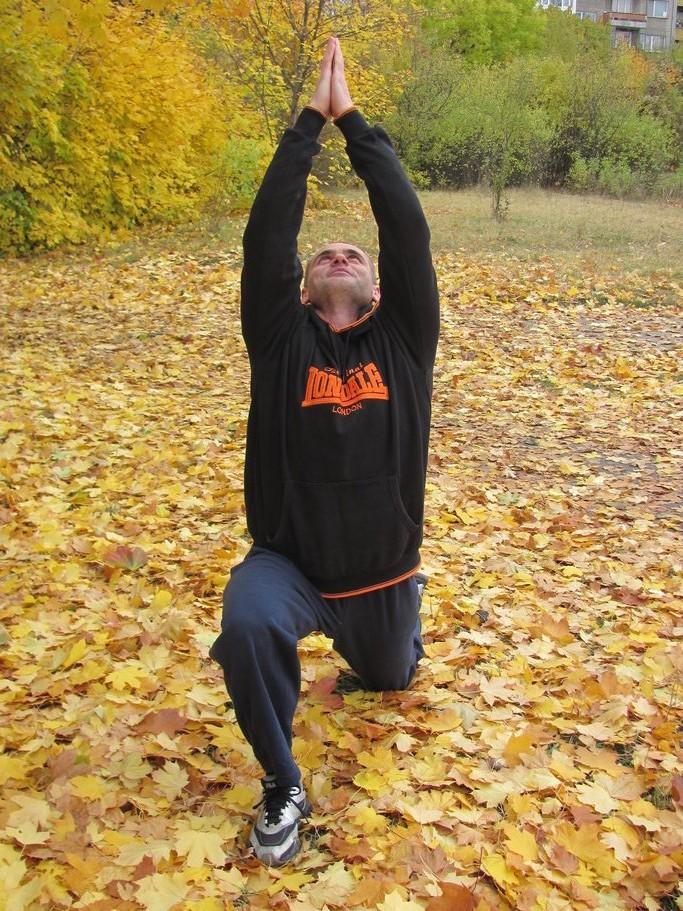 """Ако си падате по йогата - можете да разтегнете хип флексорите докато """"поздравяте"""" слънцето"""