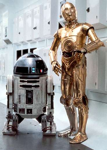 R2-D2 и C3PO