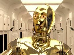 C3PO: Леле, комплекс на мое име!!!