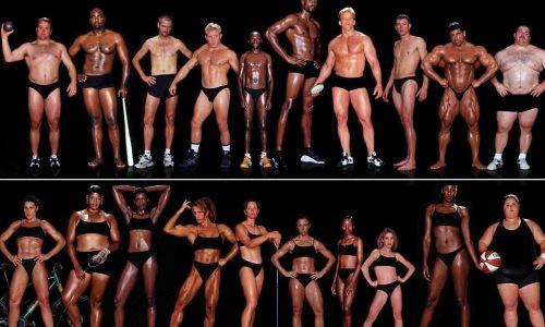 Спорт и телесен тип