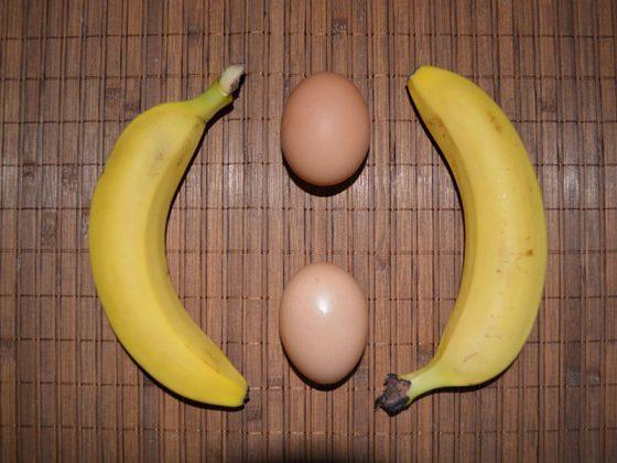Вижте какво е необходимо за приготвянето на бързи бананови палачинки