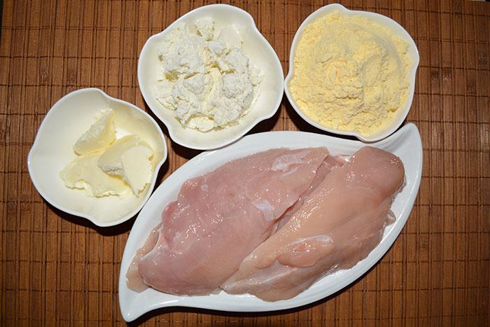 Билдерска каша с пилешко и извара