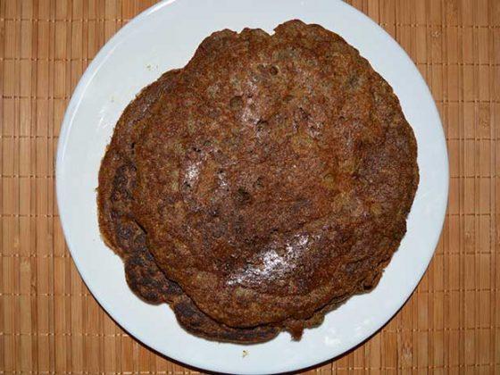 палачинка с ленено брашно