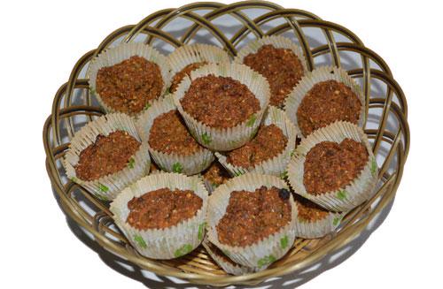 Вкусни здравословни кексчета