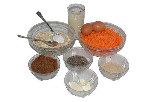 здравословни кексчета